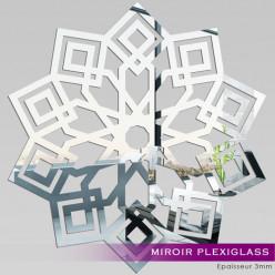 Miroir Plexiglass Acrylique - Oriental