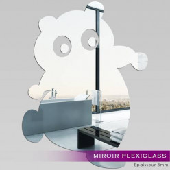 Miroir Plexiglass Acrylique Ours