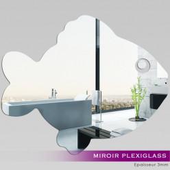 Miroir Plexiglass Acrylique - Poisson