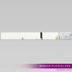 Miroir Plexiglass Acrylique - Rectange Horizontale 1