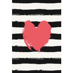 Poster - Affiche coeur