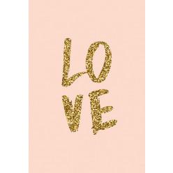 Poster - Affiche love