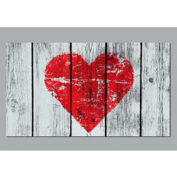 Poster Coeur
