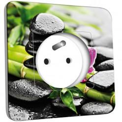 Prise décorée - Zen 1