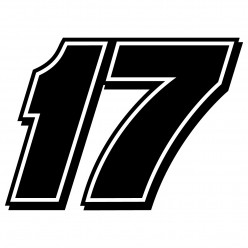 Stickers 17 matt kenseth
