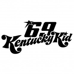 Stickers 69 kentucky kid