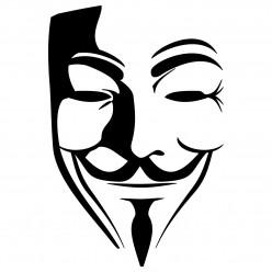 Stickers anonymous vendetta