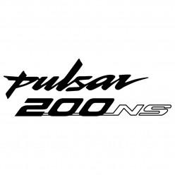 Stickers bajaj pulsar 200 ns