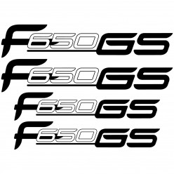 Stickers Bmw f 650gs