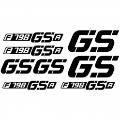 Stickers Bmw f 798gsa
