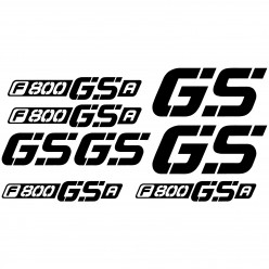 Stickers Bmw f 800gsa