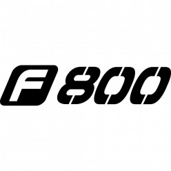 Stickers bmw f800