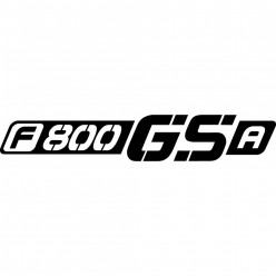 Stickers bmw f800 gsa