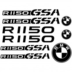 Stickers Bmw r 1150gsa