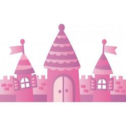 Stickers château