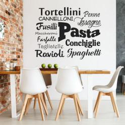 Stickers citation Pasta