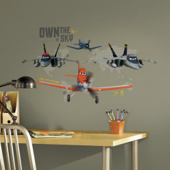 Stickers Disney Planes