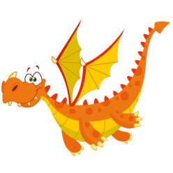 Stickers Dragon