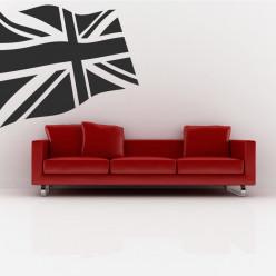 Stickers drapeau anglais