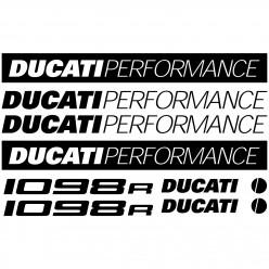 Stickers Ducati 1098r