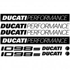 Stickers Ducati 1098s