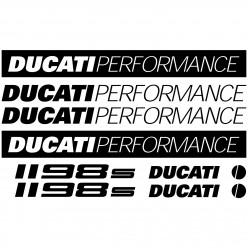 Stickers Ducati 1198s