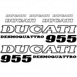Stickers Ducati 955 desmo