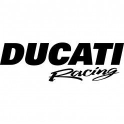 Stickers ducati racing