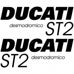 Stickers Ducati ST2 desmo