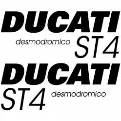 Stickers Ducati ST4 desmo