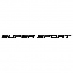 Stickers ducati super sport