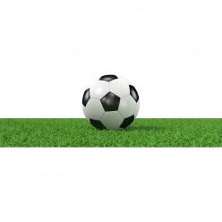 Stickers effet 3D- Ballon de foot 17