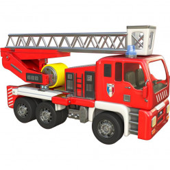 Stickers effet 3D- Camion de pompiers