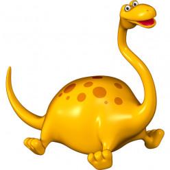Stickers effet 3D- Dinosaure 2