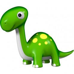 Stickers effet 3D- Dinosaure 5