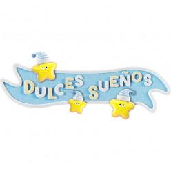 Stickers effet 3D- Dulces Suenos