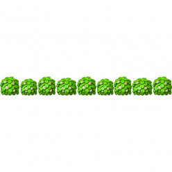 Stickers effet 3D- Kit Plantes