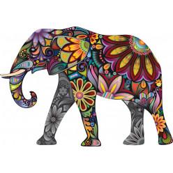 Stickers éléphant
