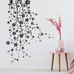 Stickers fleur