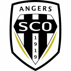 Stickers Foot ANGERS SCO