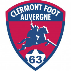 Stickers Foot CLERMONT FOOT 63