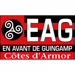 Stickers Foot EA GUINGAMP