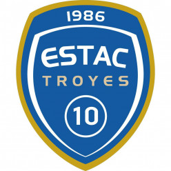 Stickers Foot ESTAC TROYES