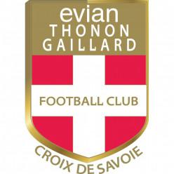 Stickers Foot FC EVIAN THONON GAILLARD