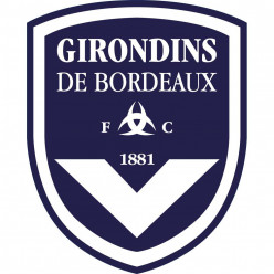 Stickers Foot FC GIRONDINS DE BORDEAUX