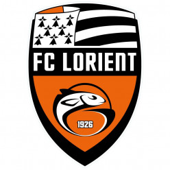 Stickers Foot FC LORIENT
