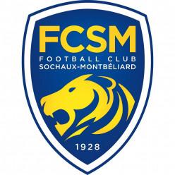 Stickers Foot FC SOCHAUX MONTBELIARD