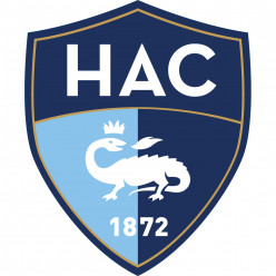Stickers Foot LE HAVRE ATHLETIC CLUB