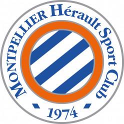Stickers Foot MONTPELLIER HERAULT