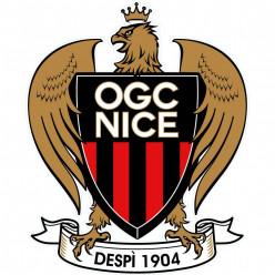 Stickers Foot OGC NICE
